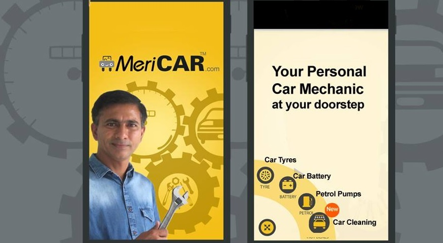 MeriCAR, first-in-India web portal& App for online booking for car servicing goes full throttle