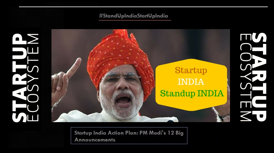 Banner Image - Standup India - Startup India