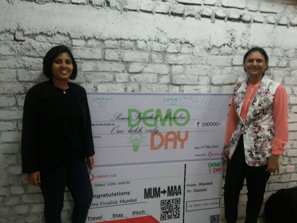 DrBhavy Modi-DemoDay-Mumbai-Winner