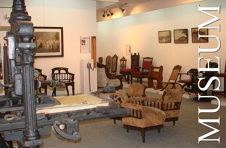 Indeco Hotels_Museum